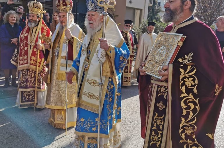 Η Αμαλιάδα εόρτασε τον Πολιούχο της Μέγα Αθανάσιο