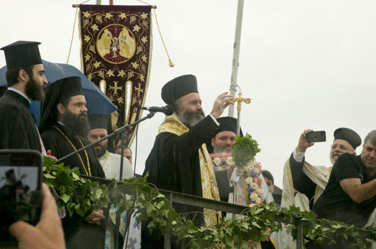 Με τη σκέψη στους πυρόπληκτους εορτάστηκαν τα Θεοφάνεια στο Σύδνεϋ