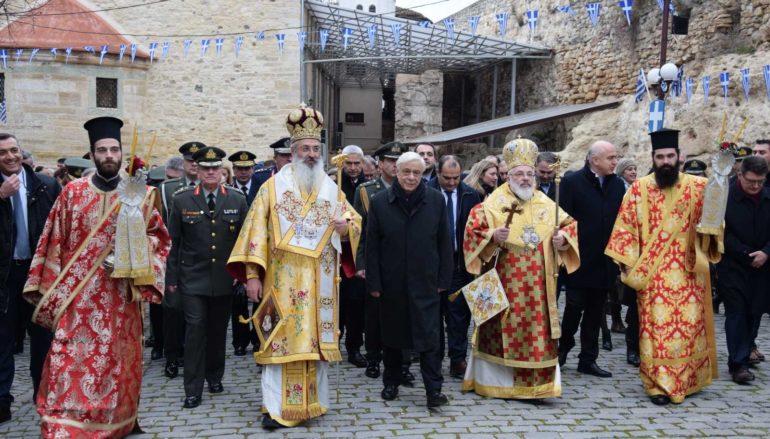 Το Διδυμότειχο εόρτασε τον Πολιούχο του Άγιο Αθανάσιο