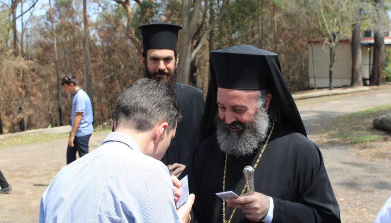 """Αυστραλίας Μακάριος: """"Ο Χριστός να είναι ο πρώτος και ο μεγάλος πόθος της ζωής μας"""""""