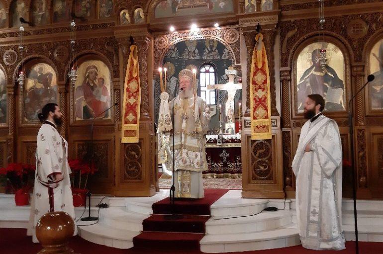 Εορτή του Αγίου Μάρκου του Κωφού στην Ι. Μ. Χαλκίδος