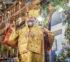 Ο Μητροπολίτης Λαγκαδά στο Μελισοχώρι Χαλκιδικής
