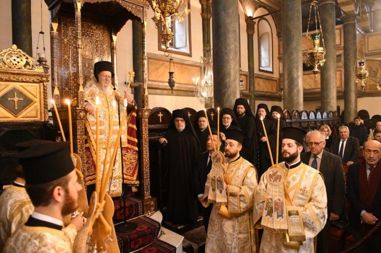 """Οικ. Πατριάρχης: """"Η εκπαίδευσις αδιαφορεί πλέον διά την πνευματικήν φύσιν του ανθρώπου"""""""