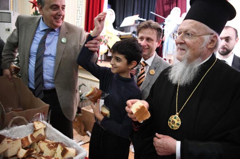 Παραινέσεις του Οικ. Πατριάρχη προς τη νέα γενιά για την χρήση των νέων τεχνολογιών