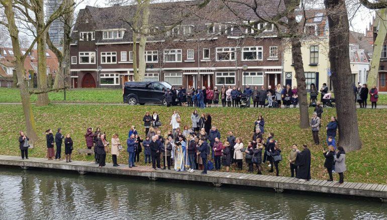 Θεοφάνεια στην Ουτρέχτη της Ολλανδίας