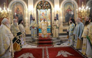 Εορτή του Αγίου Οσιομάρτυρος Παύλου του Πατρέως