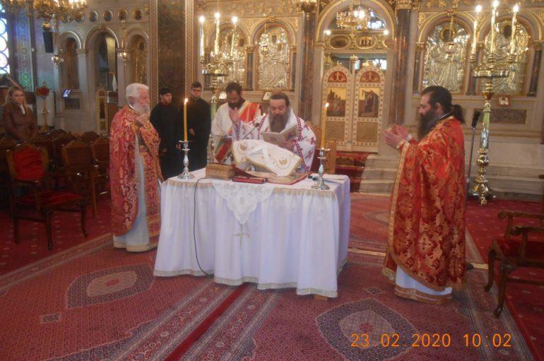 Η Αρχαιοπρεπής Θ. Λειτουργία του Αποστόλου Μάρκου στη Χίο