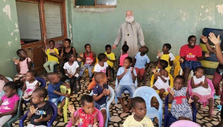 Ο Πατριάρχης Αλεξανδρείας στην αγαπημένη του Μπέιρα της Μοζαμβίκης