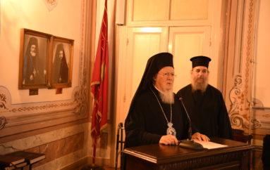 Ο Οικ. Πατριάρχης εξέφρασε την ελπίδα του για επαναλειτουργία της Χάλκης