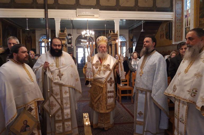 Ο εορτασμός του Αγίου Λουκά του εν Σειρίω στην Πάτρα