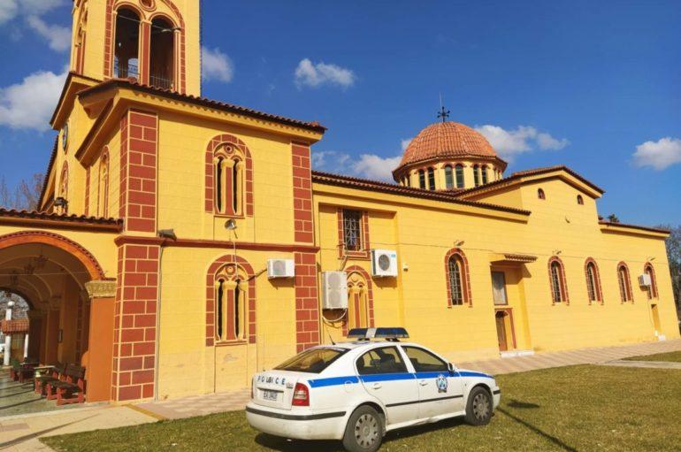 Απαγχονισμένος βρέθηκε 59χρονος ιερέας σε γυναικωνίτη εκκλησίας
