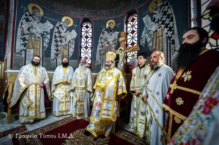 Κυριακή του Τελώνου και Φαρισαίου στην Ι. Μ. Λαγκαδά