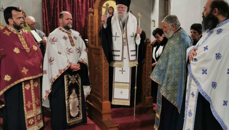 Ο εορτασμός της Αγίας Φιλοθέης στην Ι. Μητρόπολη Ηλείας