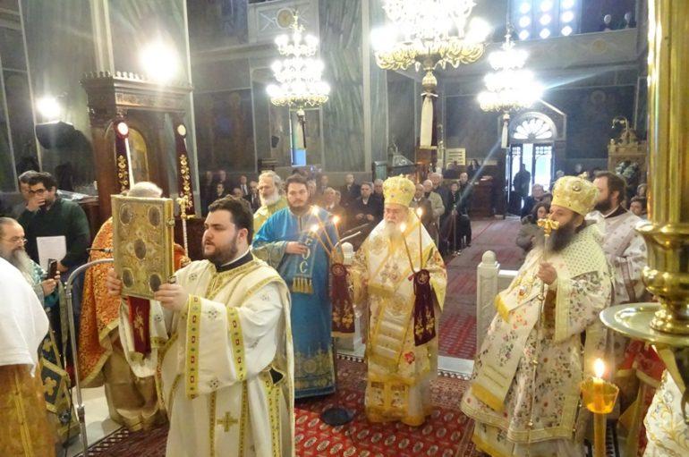 Το Ξυλόκαστρο Κορινθίας εόρτασε τον Πολιούχο του Άγιο Βλάσιο