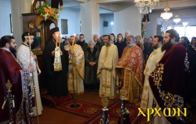 Ο εορτασμός του Αγίου Τρύφωνος στην Τρίπολη