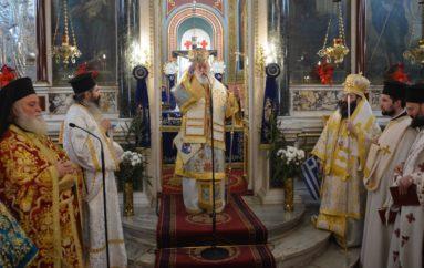 Αρχιερατικό Μνημόσυνο για τον Θεόδωρο Κολοκοτρώνη στην Τρίπολη