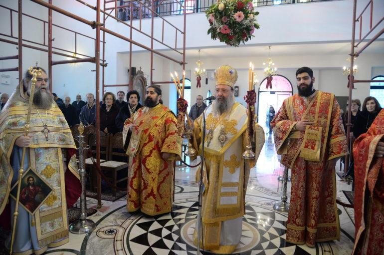 Η εορτή του Αγίου Χαραλάμπους στην Ιερά Μητρόπολη Πατρών