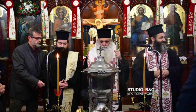 Επαναλειτουργεί ο Ι. Ναός Τιμίου Προδρόμου στο Κιβέρι Αργολίδας
