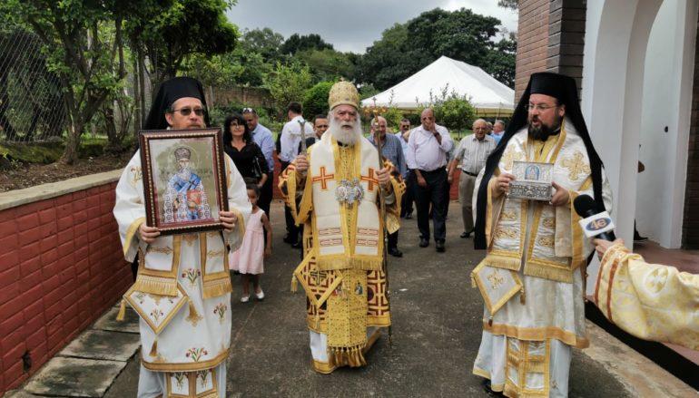 """Αλεξανδρείας: """"Ο Άγιος Νεκτάριος είναι το καύχημα του Αλεξανδρινού Θρόνου"""""""