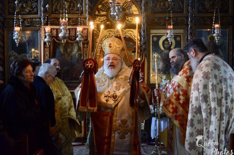 Η εορτή του Αγίου Χαραλάμπους στην Ι. Μ. Διδυμοτείχου