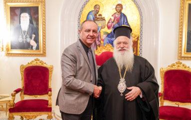 Ο Υφυπουργός Μακεδονίας – Θράκης στον Μητροπολίτη Βεροίας