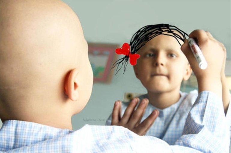 Η ποιμαντική αγκαλιά της Εκκλησίας στα καρκινοπαθή παιδιά της