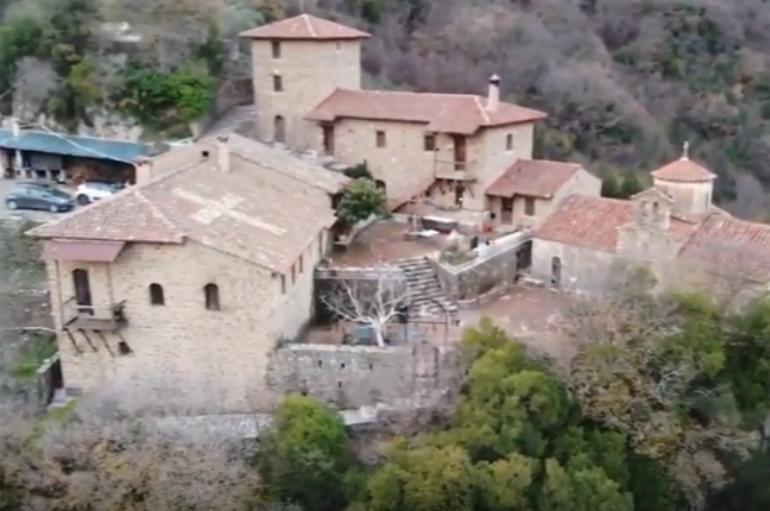 Αφιέρωμα στην Ιερά Μονή Παναγίας Φιλοσόφου