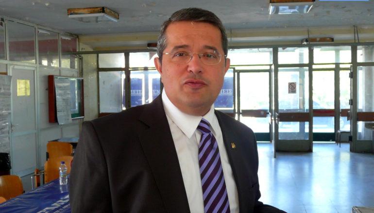 Νέος Πρόεδρος της Επιστημονικής Επιτροπής ο Εμμανουήλ Βαρβούνης