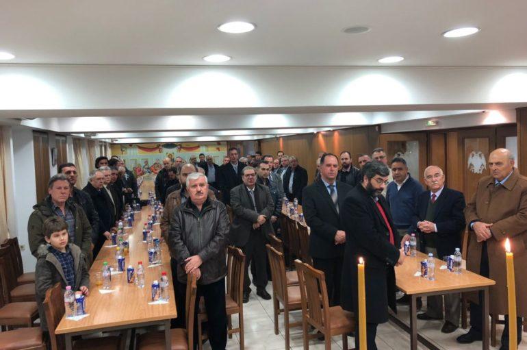 Σύναξη Ιεροψαλτών στην Ιερά Μητρόπολη Λαρίσης