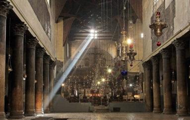 Κλείνει η Βασιλική της Γεννήσεως στην Βηθλεέμ λόγω κορονοϊού