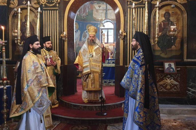 Η εορτή του Ευαγγελισμού της Θεοτόκου στην Καρδίτσα