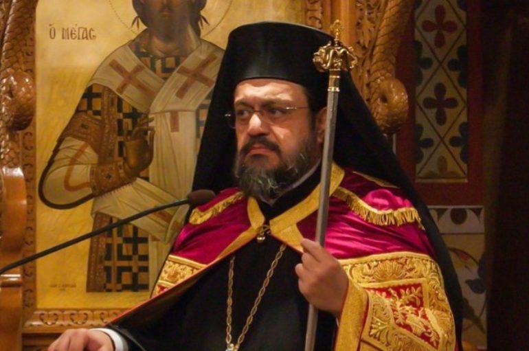 Ο Μητροπολίτης Μεσσηνίας για προστασία εκ του κορονοϊού στα Ιδρύματά του