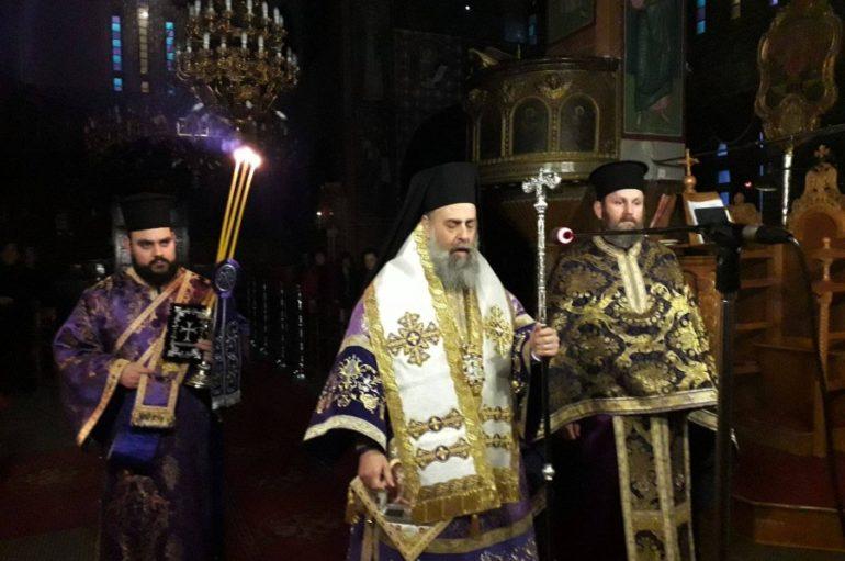 Ακολουθία των Προηγιασμένων Δώρων στην Ι. Μ. Θεσσαλιώτιδος