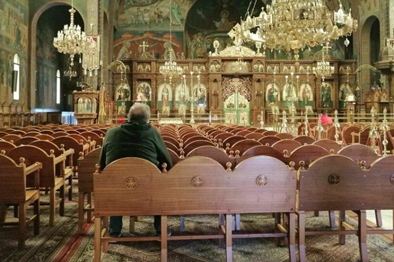 Παρατείνονται έως 11 Απριλίου τα περιοριστικά μέτρα για τις εκκλησίες