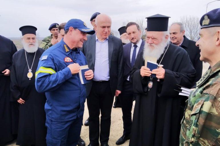 Αρχιεπίσκοπος Ιερώνυμος: «Η Ευρώπη να τηρήσει τις υποσχέσεις της»