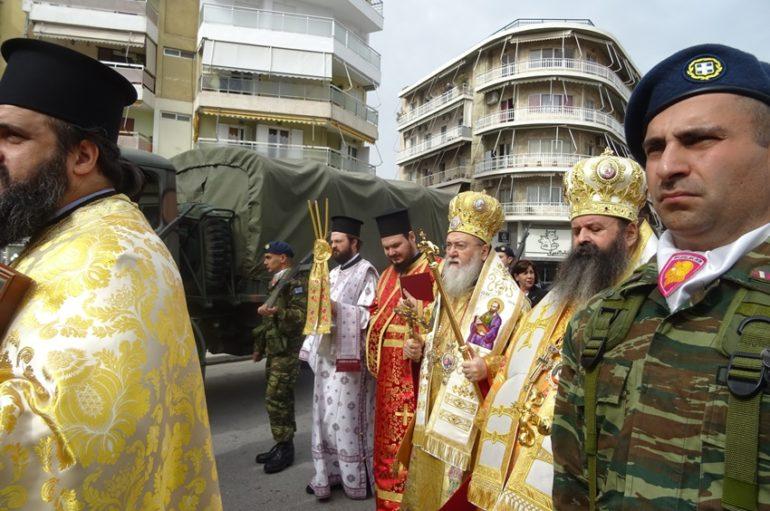 Λαμπρά ο εορτάσθηκε η Κυριακή της Ορθοδοξίας στην Κόρινθο
