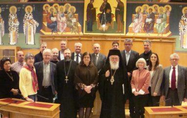Συνεργασία του Συνοδικού Γραφείου Περιηγήσεων με Ευρωπαϊκούς φορείς
