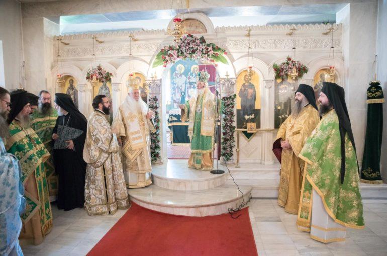 Εορταστικές εκδηλώσεις του Αγίου Ρηγίνου στη Λειβαδειά