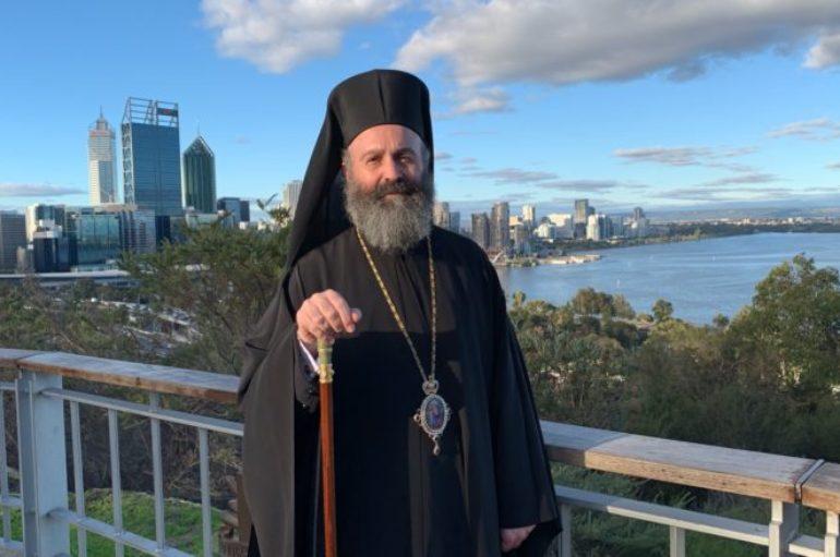 Ο Αρχιεπίσκοπος Αυστραλίας για τον κορονοϊό