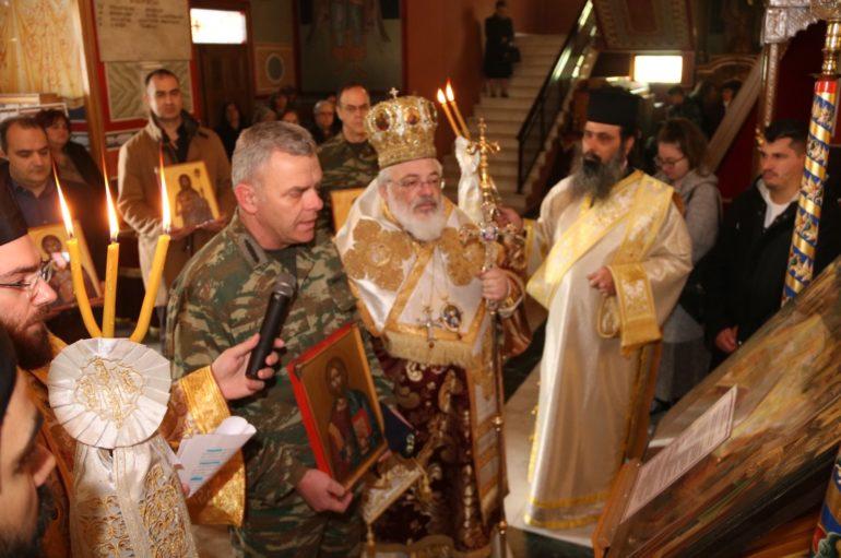 Κυριακή της Ορθοδοξίας στην ακριτική Μητρόπολη Διδυμοτείχου