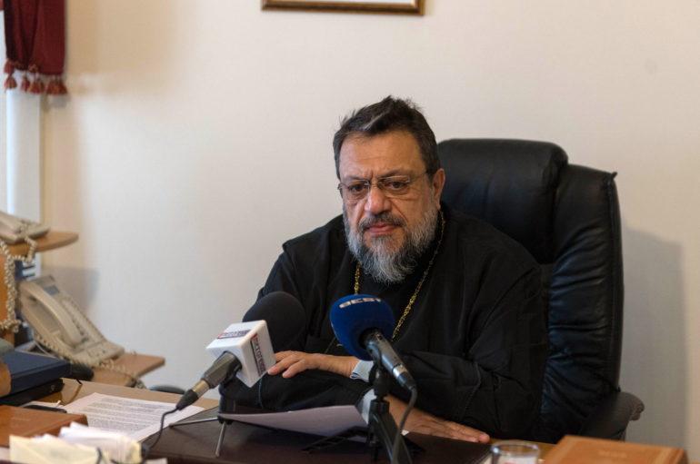 Ο Μητροπολίτης Μεσσηνίας κατακρίνει δημοσίευμα του ethnos.gr
