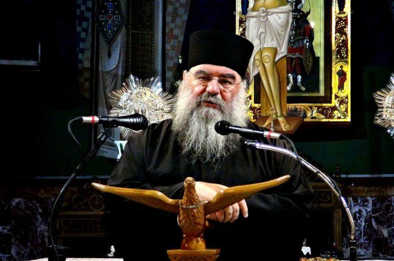 """Λεμεσού Αθανάσιος: """"Η Πνευματική αντιμετώπιση της πανδημίας του Κορωνοϊού"""""""