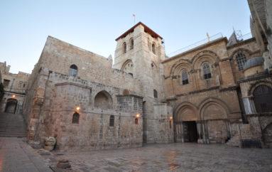 Έκλεισε ο Ναός της Αναστάσεως στα Ιεροσόλυμα λόγω κορονοϊού