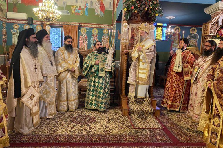 Εορτασμός θαύματος κολλύβων του Αγ. Θεοδώρου του Τήρωνος στην Πάτρα