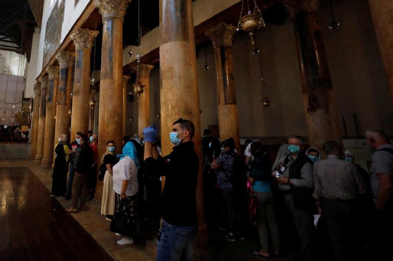 Το Ελληνικό Προξενείο στα Ιεροσόλυμα για την κατάσταση εκτάκτου ανάγκης λόγω κορωνοϊού