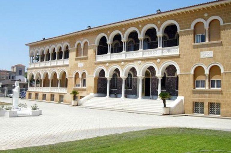 Ανακοινωθέν της Εκκλησίας της Κύπρου για τον κορονοϊό