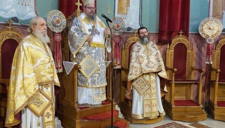 """Λαρίσης: """"Ο Θεός και η εκκλησία ξέρουν να στηρίζουν τον άνθρωπο"""""""