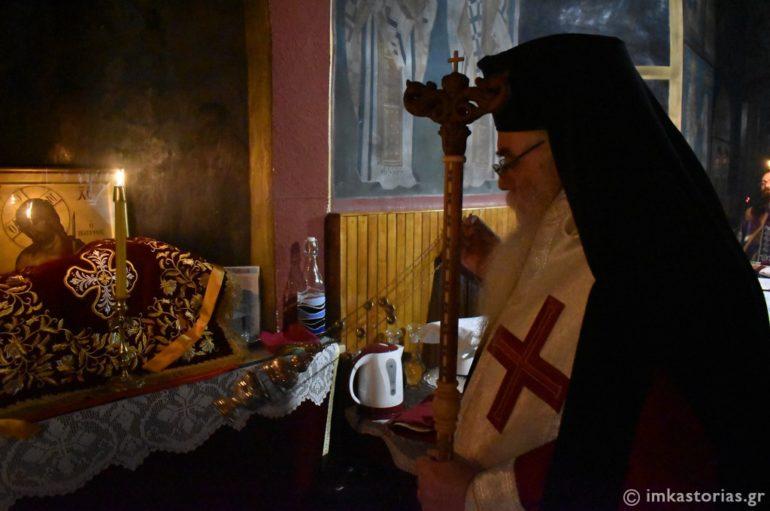 Λειτουργική περιοδεία Β΄ Εβδομάδας Νηστειών στην Καστοριά
