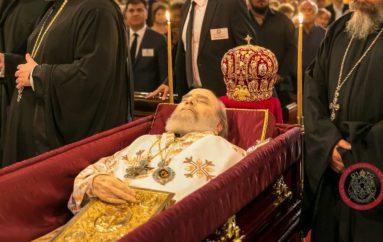 Ένας χρόνος χωρίς τον Αρχιεπίσκοπο Αυστραλίας Στυλιανό