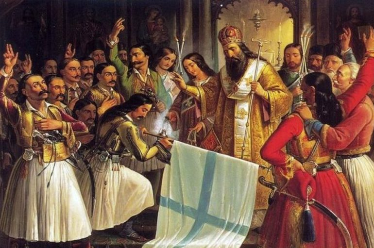 """ΔΙΣ: """"Κρατοῦμε ζωντανό τόν σεβασμό τῶν προγόνων μας πρός τόν Χριστό καί τήν Ἑλλάδα"""""""